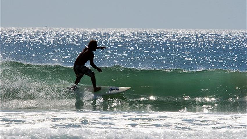 1, Surf Lesson in San Juan del Sur