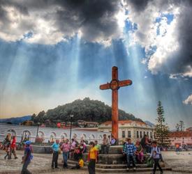 Recorrido por San Cristobal