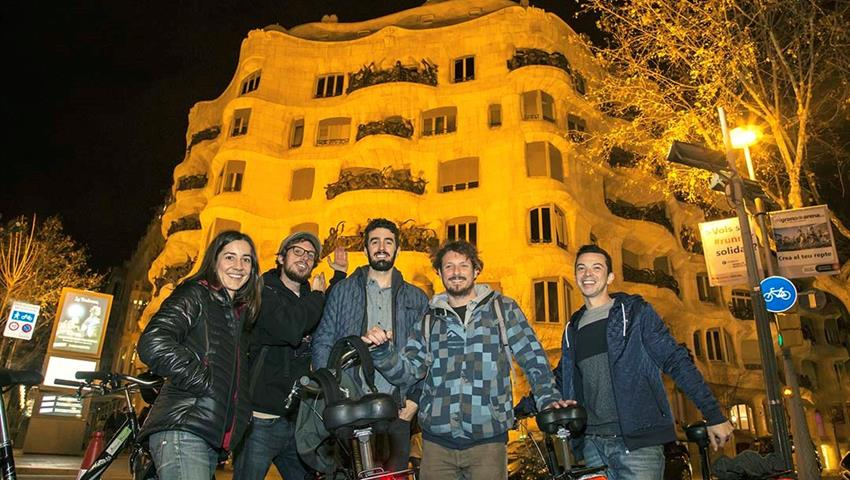 2, Night Bike Tour