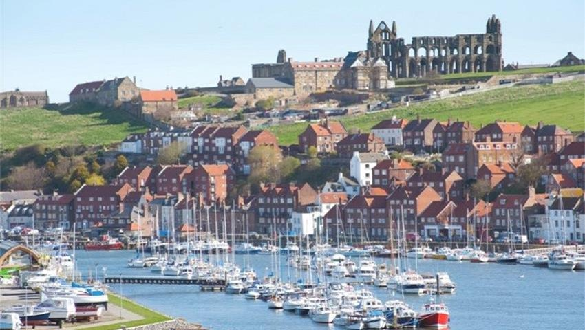 North York Moors and Whitby  - Tiqy, North York Moors and Whitby