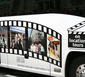 Tour NYC Películas y Tv, Tours En Bus en Nueva York, Estados Unidos