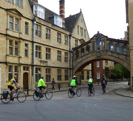 Official Oxford Cycle Tour