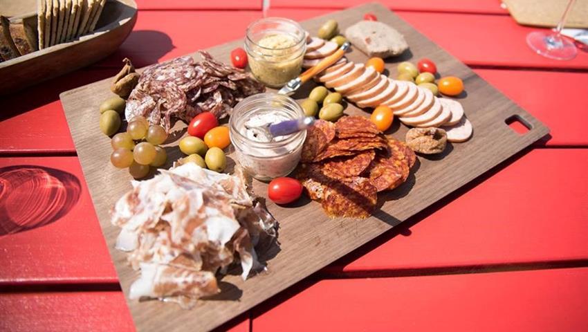 Picnic Lunch, Experiencia Okanagan Falls