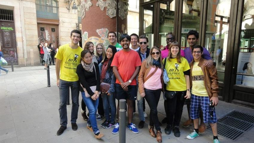 old town barcelona tiqy, Old Town Free Walking Tour