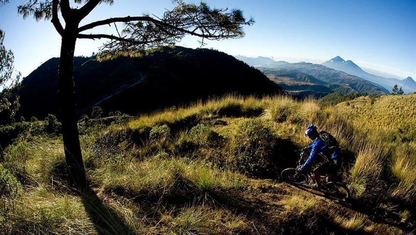 1, Atitlan Lake Bike Tour