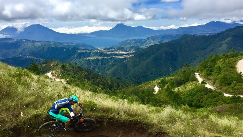 1, Cielo Grande Ridge Ride