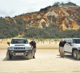 One Day Hummer Tour