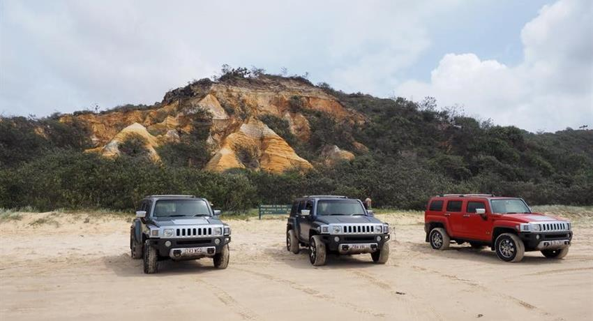 hummer tiqy, One Day Hummer Tour