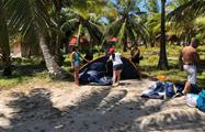 Cayos Limones 4, 1 Night 2 Day Camping Tour in Cayos Limones from Panama City