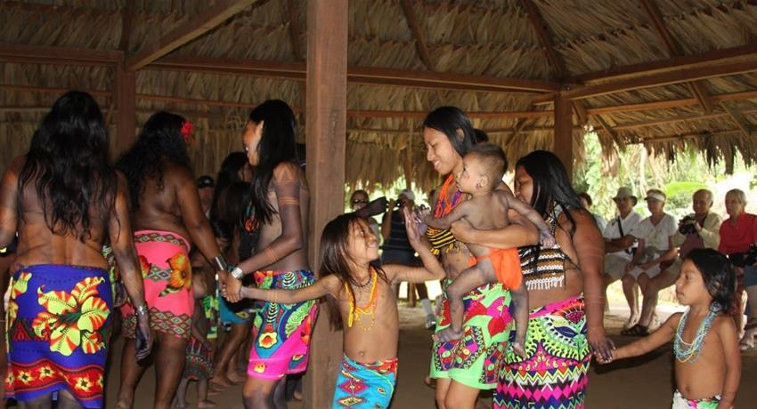 embera, 1 Night 2 Day Tour in the Embera Katuma Community from Gamboa Public Pier