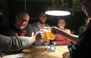 Cheers for the friend craft beer tour, Original Berlin Craft Beer Tour