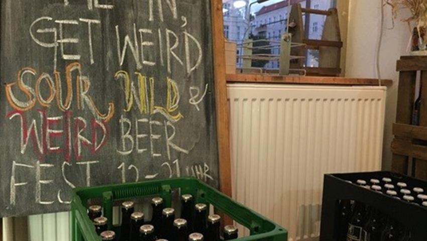 Many german craft beers, Original Berlin Craft Beer Tour