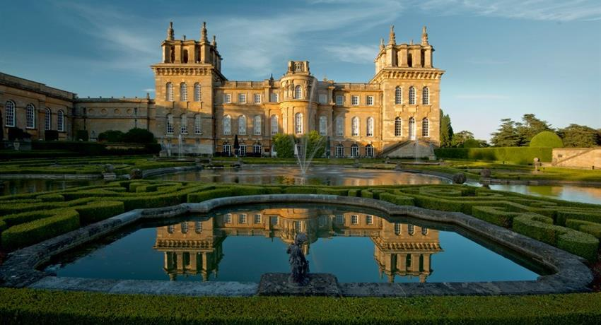 1, Oxford to Bampton, The Cotswolds and Blenheim Palace