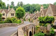 2, Oxford to Bampton, The Cotswolds and Blenheim Palace