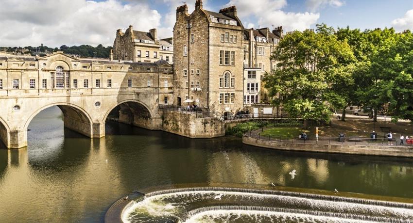 1, Recorrido de día Completo Desde Oxford a Bath y Stonehenge