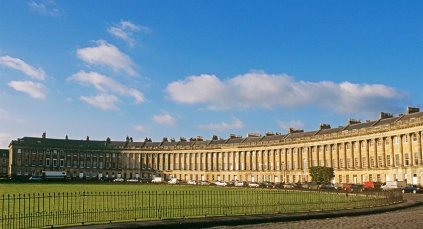 2, Recorrido de día Completo Desde Oxford a Bath y Stonehenge