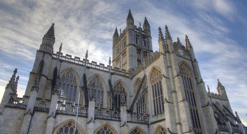 3, Recorrido de día Completo Desde Oxford a Bath y Stonehenge