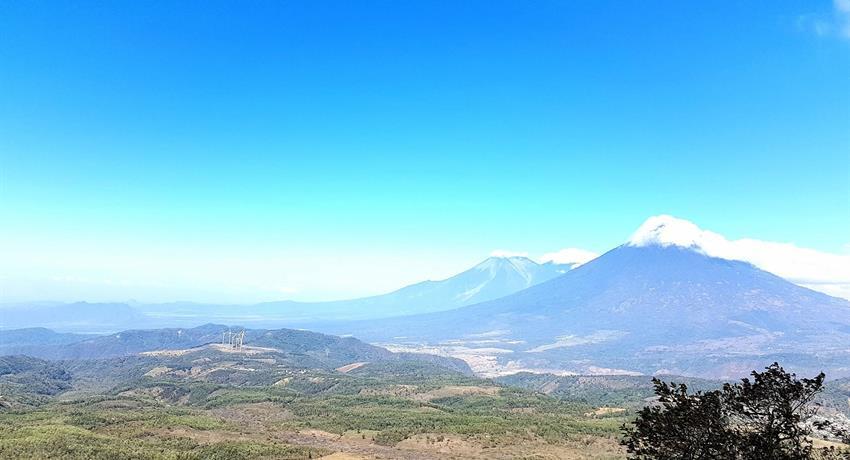2, Pacaya Volcano Sanboard Roundtrip