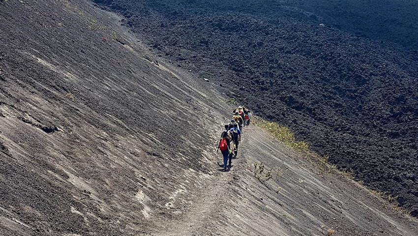 3, Pacaya Volcano Sanboard Roundtrip
