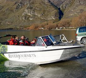 Aventura de Rápidos Wanaka , Tours En Bote en Nueva Zelanda