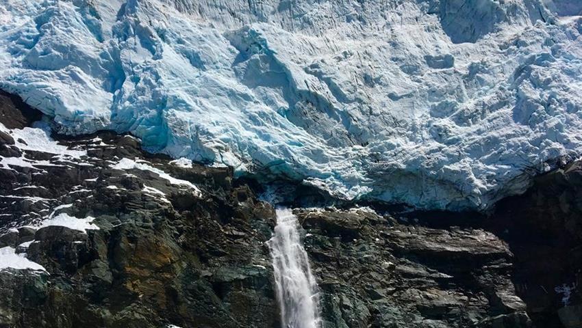 mountain tiqy, Packraft Wanaka