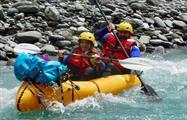 rapids tiqy, Aventura de Rápidos Wanaka