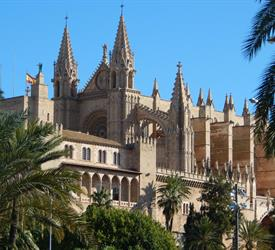 Palma Old Town, Walking Tours in Mallorca, Spain