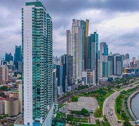 Panama City Partial Tour and The Canal from Tocumen Airport