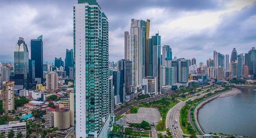 PANAMA CITY PARTIAL TOUR AND THE CANAL 1, Tour Parcial en la Ciudad de Panamá y Canal
