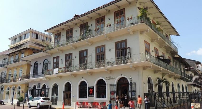 PANAMA CITY PARTIAL TOUR AND THE CANAL 5, Tour Parcial en la Ciudad de Panamá y Canal