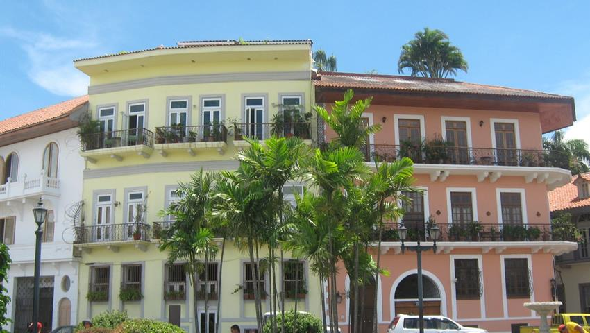 City tour 1, Panama City Tour Including the Panama Canal Locks (Miraflores)