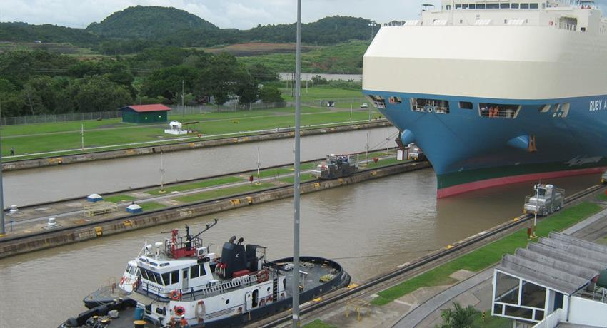 city tour 4, Panama City Tour Including the Panama Canal Locks (Miraflores)