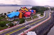 City tour 5, Panama City Tour Including the Panama Canal Locks (Miraflores)