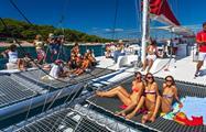 2, Catamaran All Inclusive to Pearl Islands