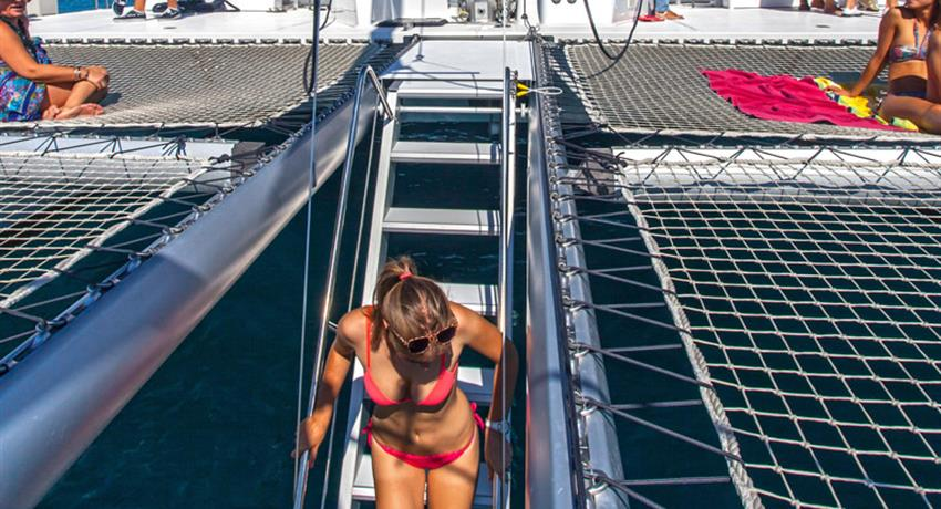 5, Catamaran All Inclusive to Pearl Islands