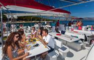 3, Catamaran All Inclusive to Taboga Island