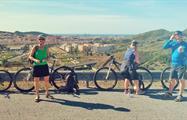 Ride with friends, Panorama Bike Tour Malaga