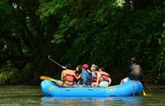 Balsa, Peñas Blancas River 3-Hour Tour