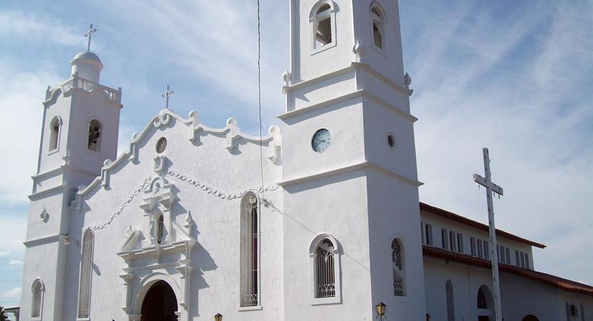 Catedral Juan Bautista, Penonome Mountain and Waterfall Adventure