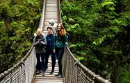 Lynn Canyon, Tour Fotográfico en Lynn Canyon