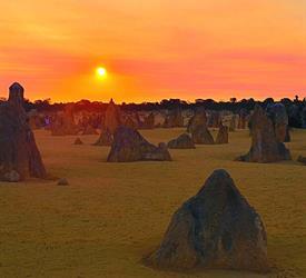 Pinnacles Sunset and Star Gazing Tour
