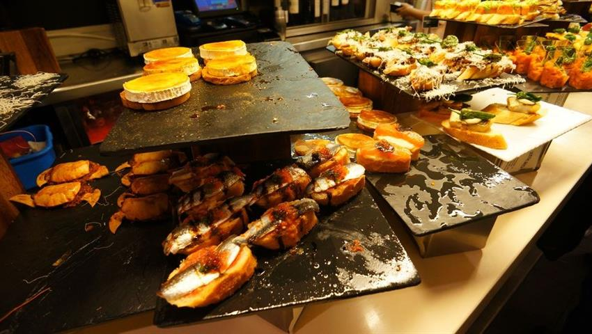 Local Pintxos, Pintxos Tour