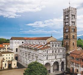 Pisa – Lucca Art Cycle