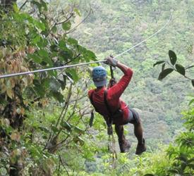 Half Day Canopy Tour, Canopy Tours  in Costa Rica
