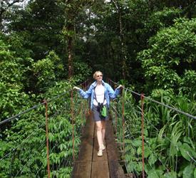 Gandoca - Manzanillo Wildlife Refuge Hiking Tour