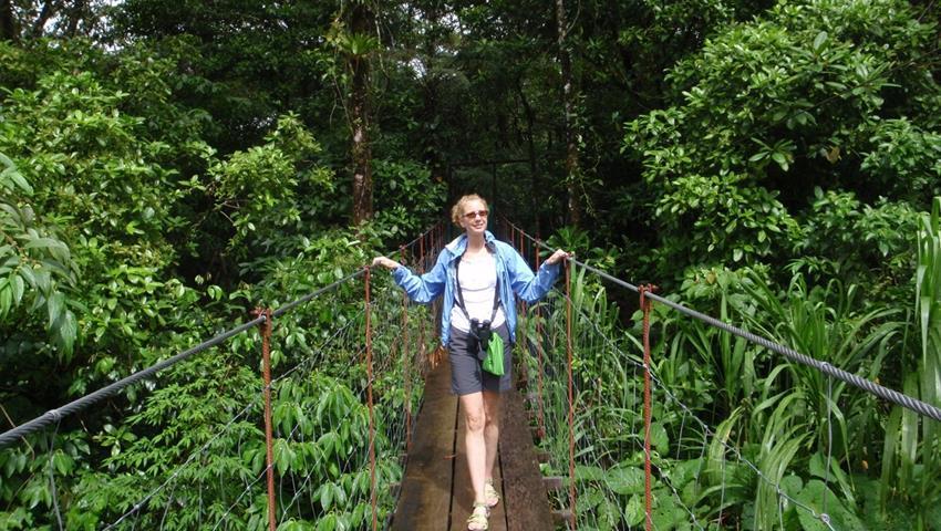 1, Gandoca - Manzanillo Wildlife Refuge Hiking Tour