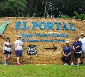 Aventura en El Yunque y la Bahía Bioluminiscente