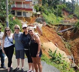 Senderismo en El Yunque