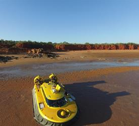 Prehistoric Bubbles and Nibbles Tour , Boat Tours in Australia