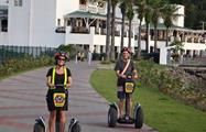 4, Private Segway Deep Island and Beach Tour